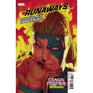 Marvel Comics Runaways #31 (2020)
