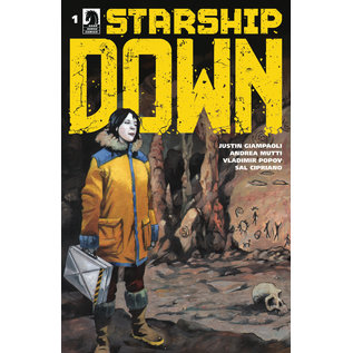 Starship Down #1 (Of 4)