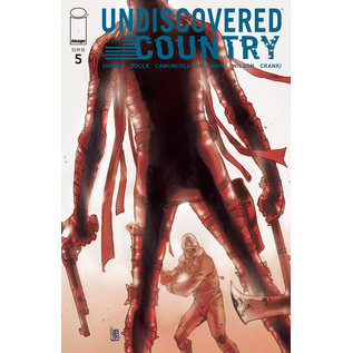 Image Comics Undiscovered Country #5 Cover A Camuncoli