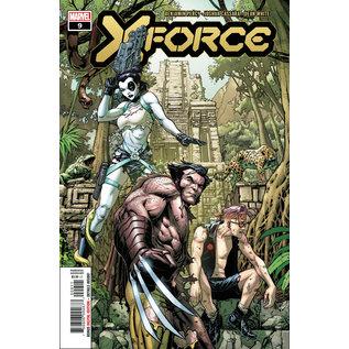 Marvel Comics X-Force #9 Dx