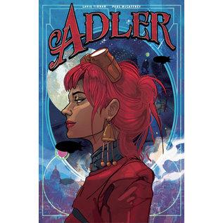 Titan Comics Adler #2 Cover A Ward