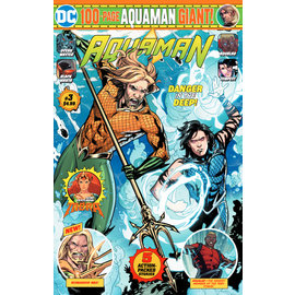 DC Comics Aquaman Giant #3