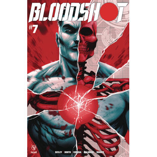 Bloodshot (2019) (New Arc) #7 Cover A Kirkham