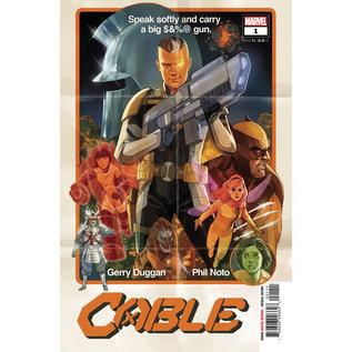 Marvel Comics Cable #1 Dx