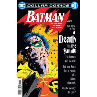 DC Comics Dollar Comics Batman #428