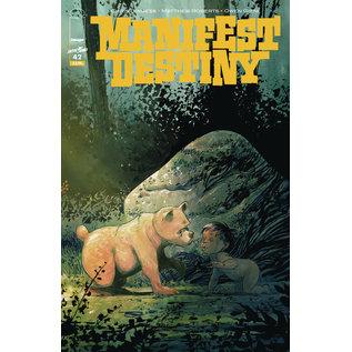 Image Comics Manifest Destiny #42