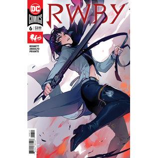 DC Comics Rwby #6 (Of 7)