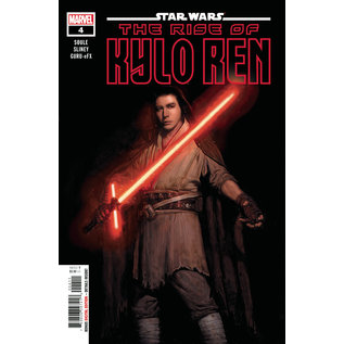Marvel Comics Star Wars Rise Kylo Ren #4 (Of 4)