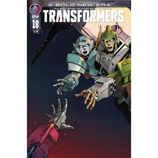 IDW PUBLISHING Transformers #18 Cover A Miyao