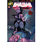 ACTION LAB - DANGER ZONE Amalgama Space Zombie #4 Cover A Young