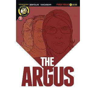 ACTION LAB - DANGER ZONE Argus #1