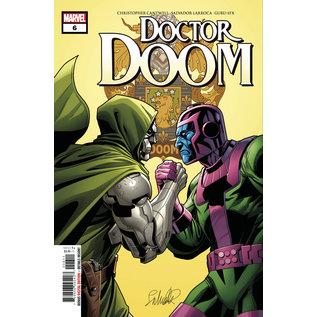 Marvel Comics Doctor Doom #6 (2020)