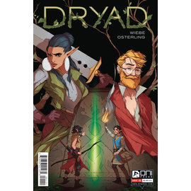 ONI PRESS INC. Dryad #1 Cover A Oleksak