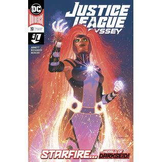 DC Comics Justice League Odyssey #19