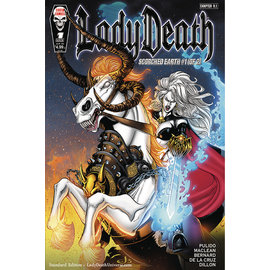COFFIN COMICS Lady Death Scorched Earth #1 (Of 2)