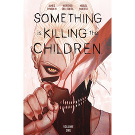 Something Is Killing Children TP Vol 01 Discover Now