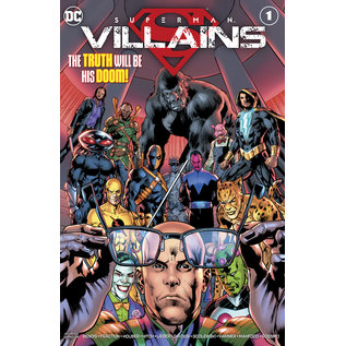 DC Comics Superman Villains #1