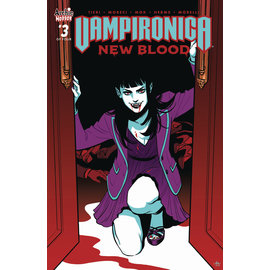 Vampironica New Blood #3 Cover A Mok