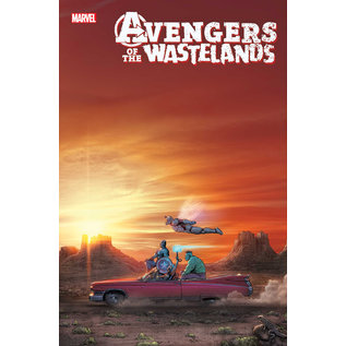 Marvel Comics Avengers of the Wastelands #2 (Of 5)