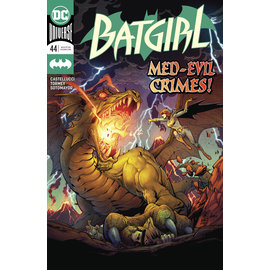 DC Comics Batgirl #44