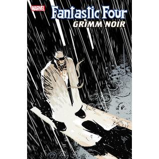 Marvel Comics Fantastic Four Grimm Noir #1