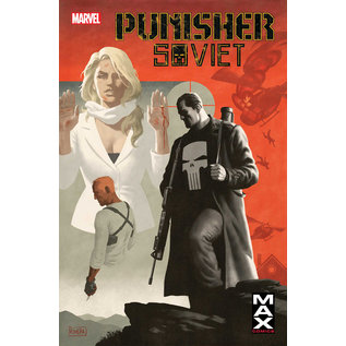 Marvel Comics Punisher Soviet #4 (Of 6)