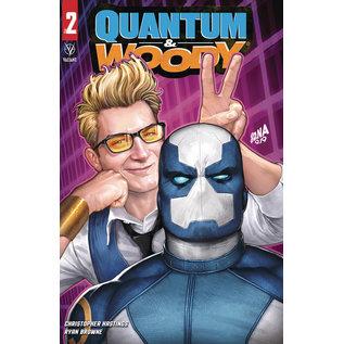 Quantum & Woody (2020) #2 (Of 4) Cover A Nakayama