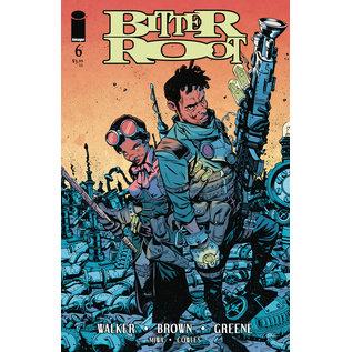 Image Comics Bitter Root #6 Cover A Greene