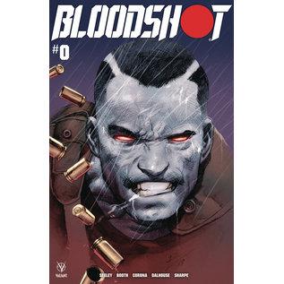 Bloodshot (2019) #0 Cover A De La Torre