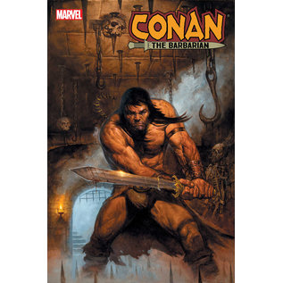 Marvel Comics Conan the Barbarian #13