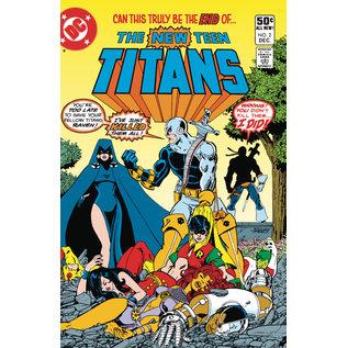 DC Comics Dollar Comics the New Teen Titans #2