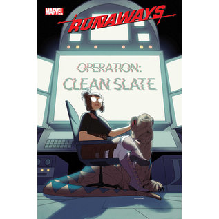 Marvel Comics Runaways #30 (2020)