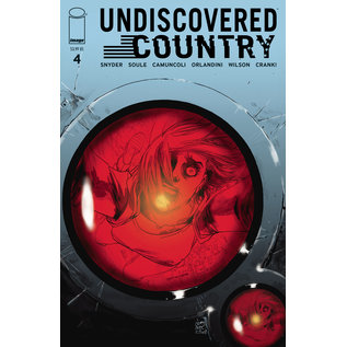 Image Comics Undiscovered Country #4 Cover A Camuncoli