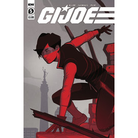 IDW PUBLISHING Gi Joe #5 Cover A Evenhuis