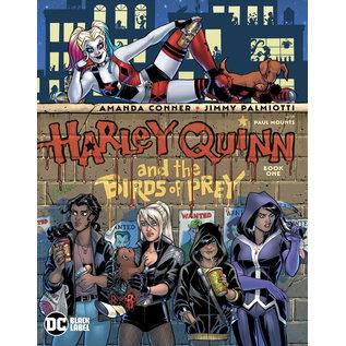 DC Comics Harley Quinn & Birds of Prey #1 (Of 4)