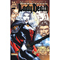 BOUNDLESS COMICS Medieval Lady Death #1 Platinum Foil Variant