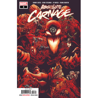 Marvel Comics ABSOLUTE CARNAGE #3