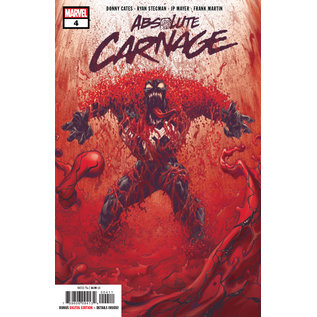 Marvel Comics ABSOLUTE CARNAGE #4