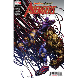 Marvel Comics ABSOLUTE CARNAGE AVENGERS #1 AC