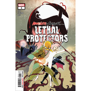 Marvel Comics ABSOLUTE CARNAGE: LETHAL PROTECTORS #1