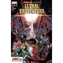 Marvel Comics ABSOLUTE CARNAGE LETHAL PROTECTORS #3 (OF 3) AC