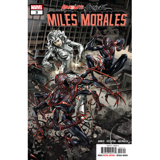 Marvel Comics ABSOLUTE CARNAGE MILES MORALES #3
