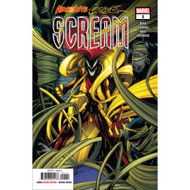 Marvel Comics ABSOLUTE CARNAGE SCREAM #1 (OF 3) AC