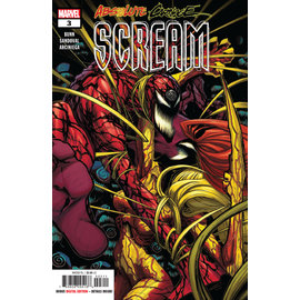 Marvel Comics ABSOLUTE CARNAGE SCREAM #3 (OF 3) AC