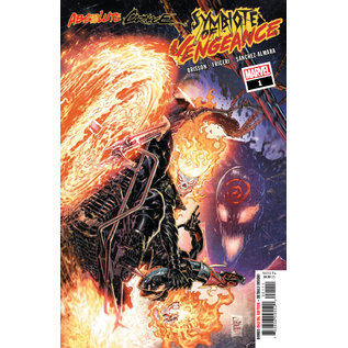 Marvel Comics ABSOLUTE CARNAGE SYMBIOTE OF VENGEANCE #1 AC