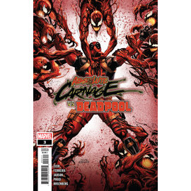 Marvel Comics ABSOLUTE CARNAGE VS DEADPOOL #3 (OF 3) AC