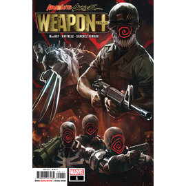 Marvel Comics ABSOLUTE CARNAGE WEAPON PLUS #1 AC