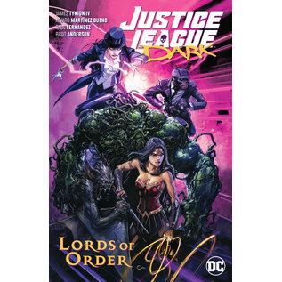 DC Comics JUSTICE LEAGUE DARK TP VOL 02 LORDS OF ORDER