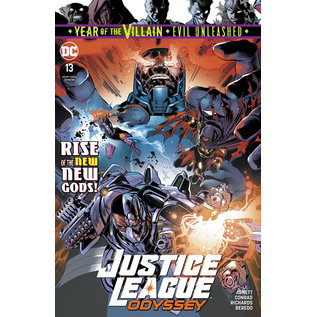 DC Comics JUSTICE LEAGUE ODYSSEY #13 YOTV