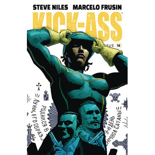 Image Comics KICK-ASS #16 CVR A FRUSIN (MR)